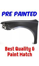 PRE PAINTED Driver LH Fender for 2009-2012 Chevrolet Malibu w Free Touchup