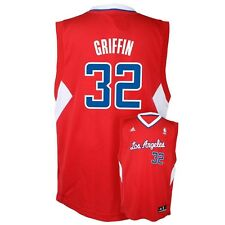 (2016-2017) Clippers BLAKE GRIFFIN nba ADIDAS Jersey YOUTH KIDS BOYS (s-small)