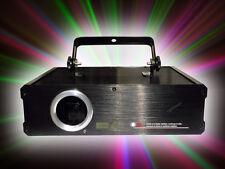 Promotiom 1000mW RGB Full Color ILDA DMX512 Club Party Amimation Laser lighting