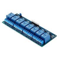 5V 8 Channel Relay Board Module Optocoupler LED for Arduino PiC ARM AVR JI X3K1