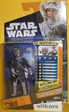 Saga Legends SL22 Han Solo Secret Weapons Galactic Battle Game Star Wars