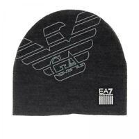 EA7 Cappello Berretto Invernale con logo Uomo Vari Colori Acrilico | F/W 19-20 |