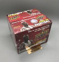 2008-09 Upper Deck Basketball Jumbo Box Unopened Sealed Wax Westbrook Rose RC ?