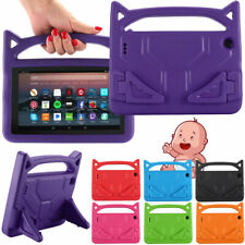 For Amazon Kindle Fire HD 10 8 7 2019 2018 2017 Kids Shockproof Kickstand Case