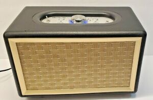 SoundLogic XT Wireless Bluetooth Vintage Amp Portable Retro Speaker CLBS-6/6737