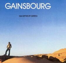 RARE MINI LP CD VYNIL REPLICA SERGE GAINSBOURG / AUX ARMES ET COETERA