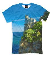 bird home Crimea NEW t-shirt Russia My motherland Crimea 132338