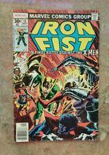 Iron Fist #15 Marvel Comics 1977, John Byrne Art