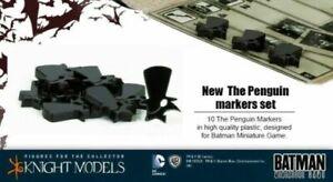 The Penguin Marker (10) Batman Miniature Game Knight Models Skirmish Tabletop Dc