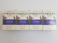 YARDLEY London - English Lavender Bar Soap - 4.25 oz. (120 g) Set of Four.     H