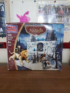 Mega Bloks 2205 Disneys Narnia Ice Castle Rescue Rare New