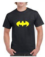 Batman BLACK T-shirt Basic Tee Various sizes S - 2XL New