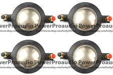 4PCS Mackie 1701Diaphragm for SRM-450 C300Z P-Audio BMD-440 BMD-450 Speaker