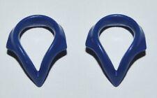 231676 Cuello pico cerrado azul 2u Playmobil
