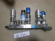 Used 6 Sensors/Valves Block-Mted, Veriflow, Setra, Parker, Make Offer!