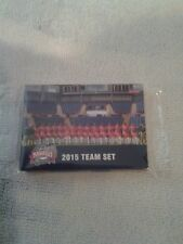 2015 BREVARD COUNTY MANATEES BASEBALL TEAM CARD SET HIGH A MILWAUKEE BREWERS