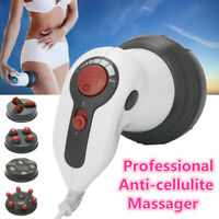 Professional Electric Anti-cellulite Machine Infrared Body Slimming Massager ~