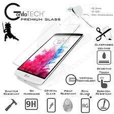 For LG Leon Screen Protector Tempered Glass Shield Genuine Gorilla Tech For LG