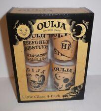 Ouija Mystifying Oracle Glassware Shot Glass Set Sun Moon Board Hasbro 2017