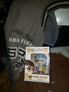 Harry Potter -Signed by Daniel Radcliffe, Funko pop beckett coa
