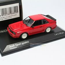Minichamps Audi Sport quattro Tornadorot 400012121
