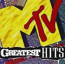 MTV Greatest Hits Queen, Lenny Kravitz, Tina Turner, Pet Shop Boys, Roxet.. [CD]