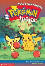 Pichu's Apple Company(Pokemon Junior # 14) Heller, Sarah, Heller, Sarah E. Pape