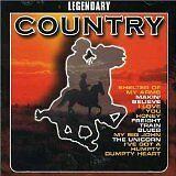 NELSON Willie, CAMPBELL Glen... - Legendary country - CD Album