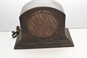 Vintage 1920s RCA Speaker - Model 100-A  SPEAKER WORKS