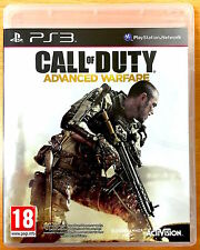 Call of Duty Advanced Warfare - Playstation PS3 Games - Very Good Condition