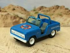 Surfs Up 1968 68 Ford Bronco 4X4 Beach Patrol 1/64 Scale Limited Edition R12