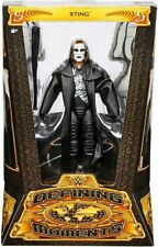 Mattel WWE Elite Collector Defining Moments Sting Action Figure USA SELLER FAST!