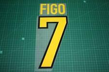Barcelone 98/99 #7 figo homekit nameset printing