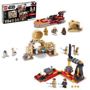 3 LEGO Star Wars Sets 75269 75270 75271 Skywalker Adventures Pack 3-IN-1  66674