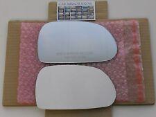 661RC Mirror Glass + Adhesive Pad FITS 2001-2006 HYUNDAI ELANTRA Passenger Side