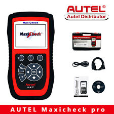 Autel MaxiCheck Pro OBD2 Auto EPB ABS SRS DPF SAS code scanner outil de diagnostic