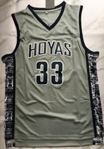 Patrick Ewing Georgetown HOYAS #33 Jersey