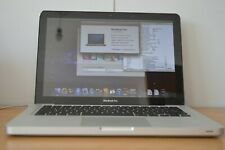 Apple MacBook Pro 13.3 in. 2.4GHz Dual Core 4GB RAM 320GB HDD Mid 2010 - Silver