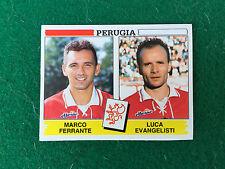 CALCIATORI 1994-95 94-1995 n 483 PERUGIA FERRANTE EVANGELI Figurina Panini (NEW)