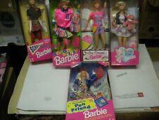 BARBIE 4 MODELLI DIVERSI PEN FRIEND ETC MATTEL NRFB 1993-97 UNA A SCELTA