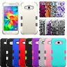 Dual Layer Anti-Shock Case Hybrid Cover for Samsung Galaxy Grand Prime G530