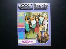 Magazine Revue Rock Hebdo N°38