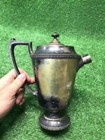 Antique Barbour Silver Co. Silver Plated Teapot Kettle 6728 Rare Fast Shipping