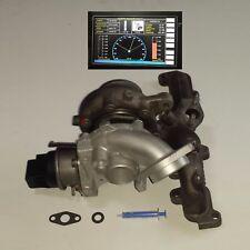 Turbocompresor AUDI A1 SEAT IBIZA TOLEDO SKODA FABIA VW Polo 1.6 TDI, 55 66 77