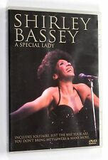 SHIRLEY BASSEY A SPECIAL LADY Live UK TV '90 DVD Delta 2005 Musica Jazz