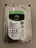 Seagate Barracuda 2TB HDD Internal Hard Drive for Desktops