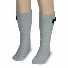 Chaussettes et collants gris en polyamide pour fille de 2 à 16 ans