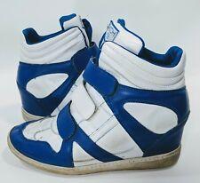 SKECHERS Womenss Size 9 SKCH+3 Hidden Wedge High Heel High Top Sneakers