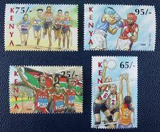 Kenya Kenia 2008 Olympiade Olympics Peking China 818-22 Postfrisch MNH