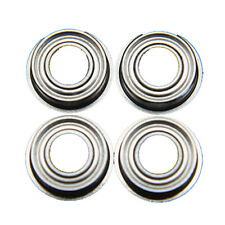 5 MF84zz (4x8x3 mm) Flange Metal Double Shielded Ball Bearing 4*8*3 Flanged E6I2